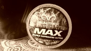 Realtree MAX - This double caffeinated coffee can help you seize the day and make it yours!