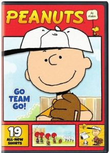 Press Release – Peanuts by Schulz: Go Team Go! – On DVD 4/25