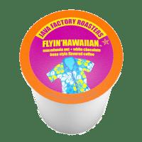 Java Factory Flyin' Hawaiian Coffee