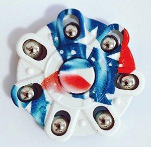 American Flag Fidget Spinner