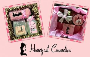 Honeycat Cosmetics Gift Sets