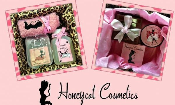 Honeycat Cosmetics Gift Set Swinging Into Summer Giveaway Ends 7/20