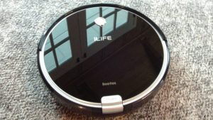 Beetles the ILIFE A6 Robotic Vacuum Cleaner