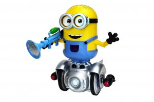 Minion MiP Turbo Dave Robot Swinging Into Summer Giveaway Ends 7/19