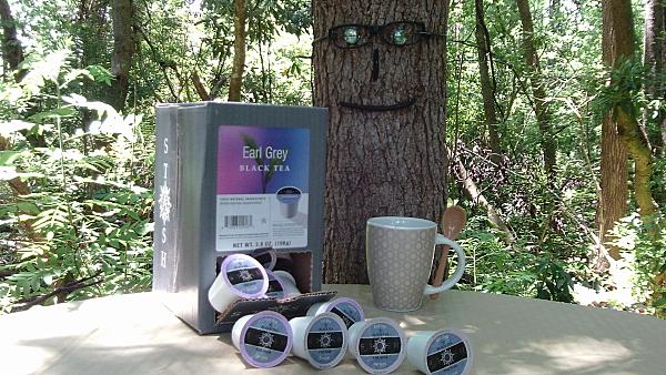Stash Tea Earl Grey Single-Cup Tea