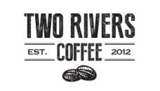 Two Rivers Coffee TRC_Distressed_Logo