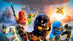 LEGO NINJAGO Masters of Spinjitzu: Season 6 – A new age of piracy begins!