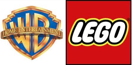 Warner Bros and Lego Logo WBHE