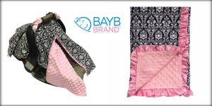 BayB Brand Car Seat Canopy & Blanket Giveaway Ends 8/07