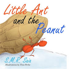 Little Ant and the Peanut - Moral - United We Stand, Divided We Fall - Little Ant Books Book 6