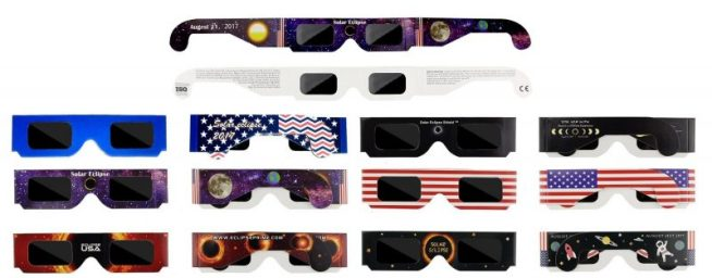 Magsbud Solar Eclipse Viewing Glasses
