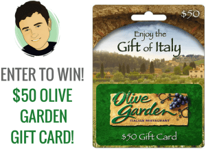 Sweepstakes Fanatics Summer 2017 Giveaway for a $50 Olive Garden Gift Card