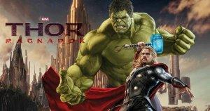 I've Got the New Trailer & Poster for Marvel Studios' THOR: RANAROK From Comic-Con 2017!