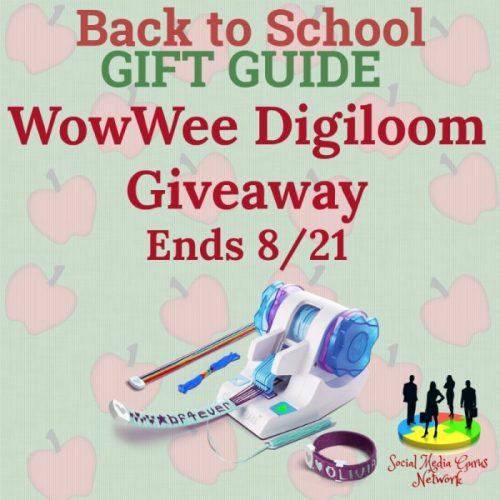 WowWee Digiloom Giveaway