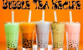 Are You a Fan of Bubble Tea? Try This Easy Recipe & Make It At Home! 🥤๐৹ₒ॰° #BubbleTea #Boba #Milk #Tasty #Savings #Save #Tea #TeaShop #ThirstyThursday https://www.sweetsouthernsavings.com/make-bubble-tea-easy-recipe/