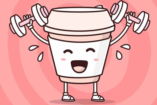 ☕ Can Coffee Help You Lose Weight? Drinkingcoffeebeforeexercise will give you a good boost and will stimulate energy production and fat burning.