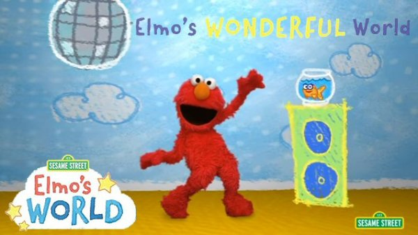 Sesame Street: Elmo's Wonderful World Giveaway 8/14 @WarnerBrosEnt