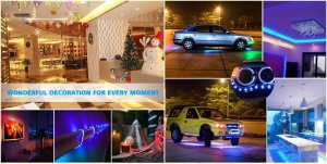 Flexible LED Strip Lights Uses