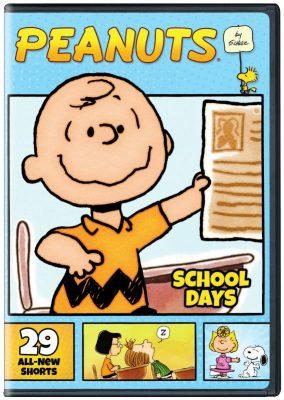 Peanuts by Schulz School Days DVD