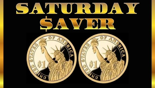 Saturday Saver 9/23: Start Saving With These Amazon Deals Under $2!!! + Don't Miss the MUST READ SAVING TIPS