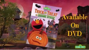 Halloween Special – Trick or Treat on Sesame Street Available on DVD!