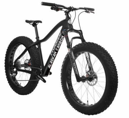 Alaskan Carbon Fat Bike