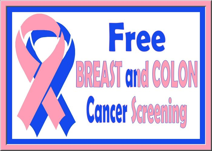 Free Cancer Screening For Charleston Area Residents