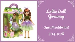 Lottie Doll Giveaway