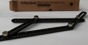 Multi Angle Aluminum Angle-izer Template Tool