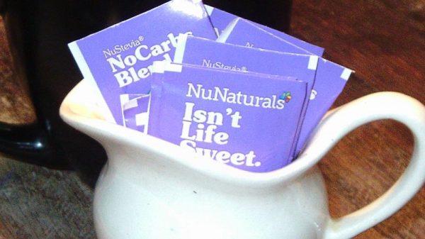 NoCarb Blend NuNaturals Sweetener