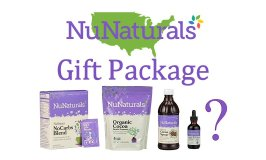NuNaturals Gift Package Giveaway Ends 10/18/17- 4 Winners – TRV $280