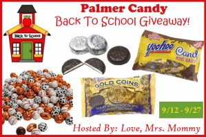 Palmer Candy BTS Giveaway Ends 9/27