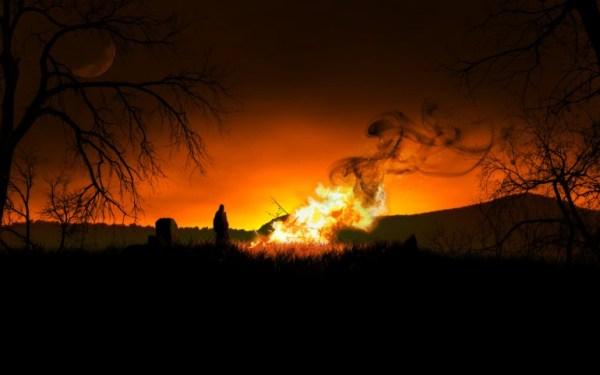 Samhain - Legend of Stingy Jack O'Lantern and History of Jack-o-Lantern