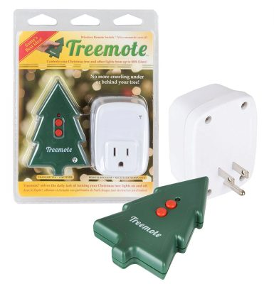 HOLIDAY GIFT GUIDE GIVEAWAY - Treemote Giveaway
