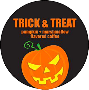 ava Factory Trick and Treat Coffe Lid Transparent