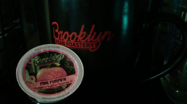 Limited Edition Pink Pumpkin Coffee