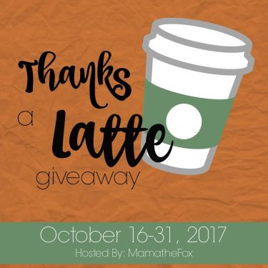 Pink Pumpkin Coffee Thanks a Latte Hop Giveaway