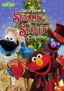 Press Release & Review: Once Upon a Sesame Street Christmas
