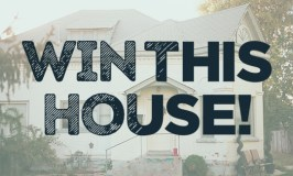 Win This House! $450,000 Home Giveaway Sweepstakes Ends 11/10/17