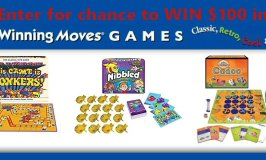 $100 Be A Winner With Winning Moves Giveaway Ends 10/25