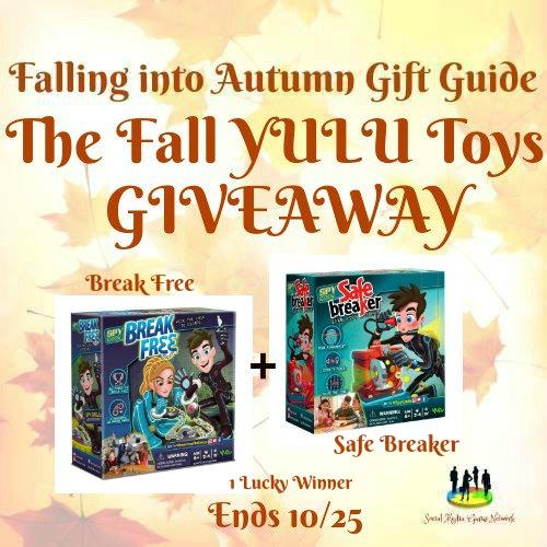 Fall YULU Toy Giveaway