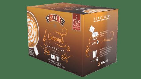 Bailey's Caramel Cappucino_12ct