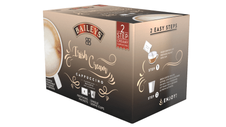 Bailey's Irish Cream Cappucino_12ct