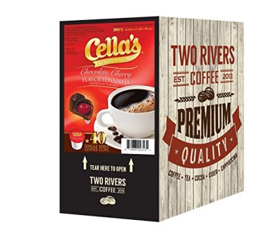 Cella's Chocolate Covered Cherry Coffee Kcups Holiday Gift Guide Giveaway! Ends 12/13
