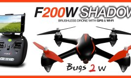 Bugs 2 released by Force1 – F200W Shadow is here Just in time for Christmas!
