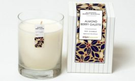 Bright Endeavors Almond Berry Galette Candle Giveaway! Ends 12/2/17