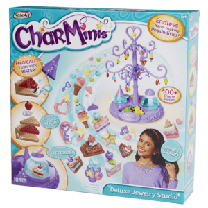 3 WIN Charminis Deluxe Jewelry Studio Holiday Gift Guide Giveaway! Ends 12/6/17