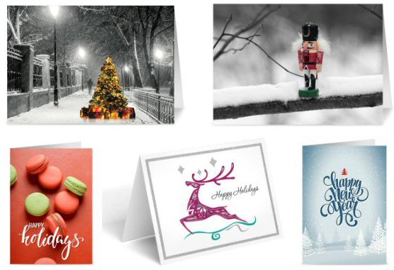 HOLIDAY GIFT GUIDE GIVEAWAY - One Jade Lane Holiday Cards