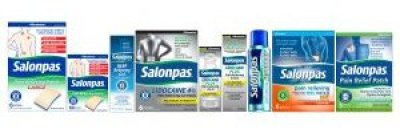 HOLIDAY GIFT GUIDE GIVEAWAY - Pain Relief With Salonpas Giveaway