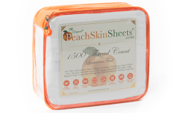 PeachSkinSheets Mother & Father's Day Giveaway Ends 6/17